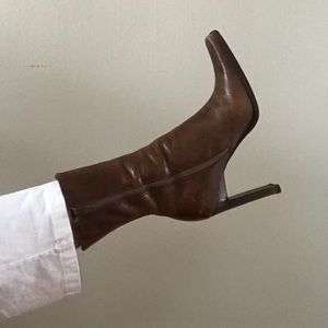 STEVE MADDEN | leather boots